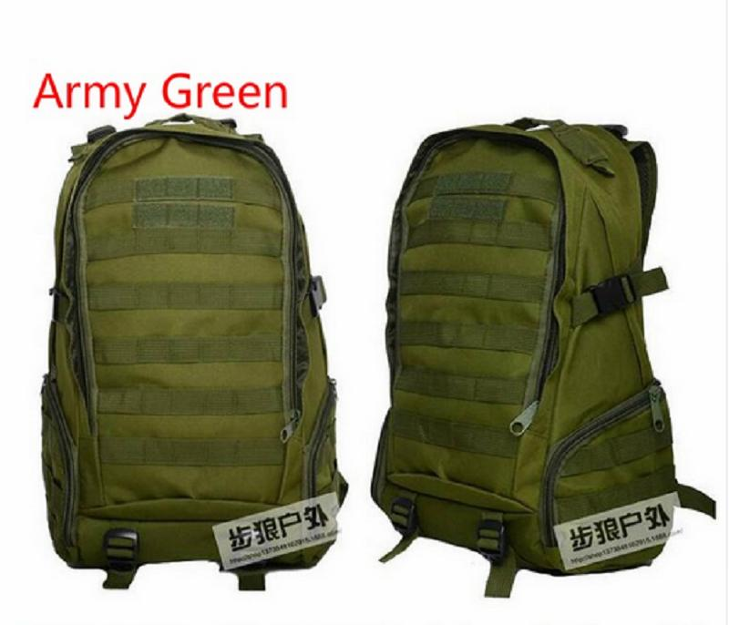 Outdoor Reise Männer Taktische Taschen Militärische Tarnung MOLLE Sports Wandern 2020 Camping Bag Rucksack Rucksäcke Vjrqa