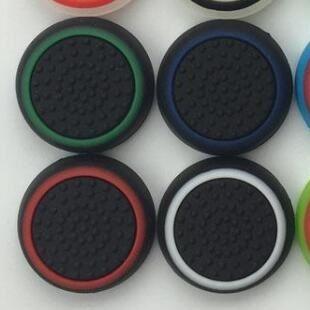 Светостойкий силиконовый резиновый палочком пальца защитный колпачок джойстик захват для PS4 PS5 Xbox One 360 контроллер GamePad образец