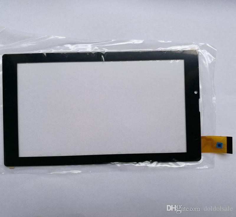 7 인치 Digma Optima 7.21 3G TT7021PG FPC-FC70S706-01 용 교체 터치 스크린 디지타이저 YLD-CEG7253-FPC-A0 P031FN10869Af 터치 패널