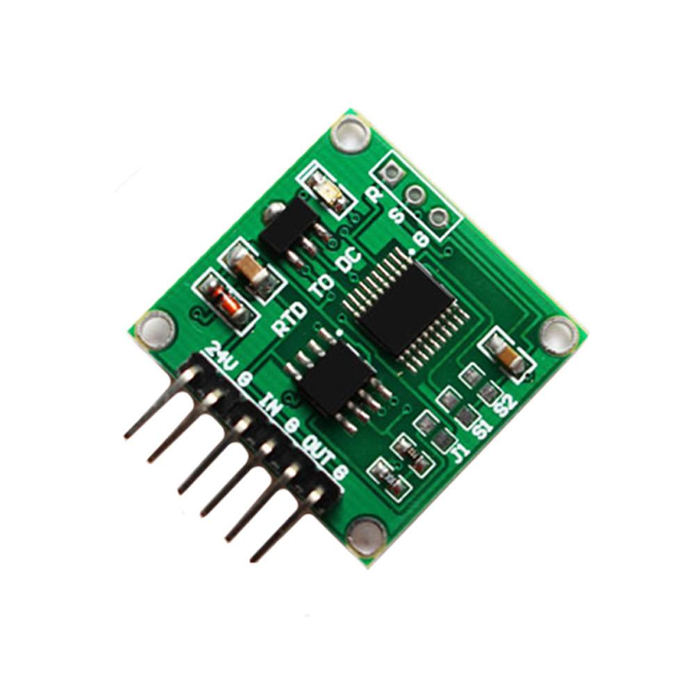 NTC Thermitor to Voltage Module PT100 To 0-5V NTC Temperature Sensor Transmitter Linear Transformation board