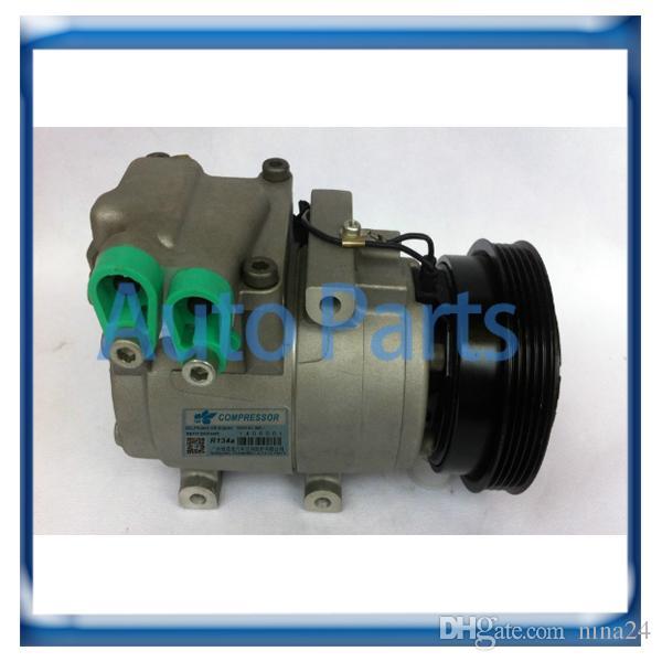 Compressore CA HS15 per Hyundai Elantra Tiburon Matrix 97701-2D100 97701-2E000 97701-09000 97701-2C100