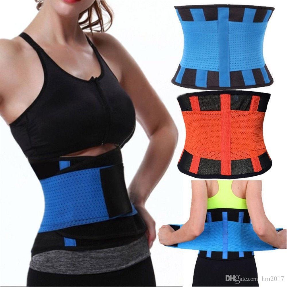 Women Hot Shapers Belt Body Shaper Girdles Waist Trainer Cincher Shapewear