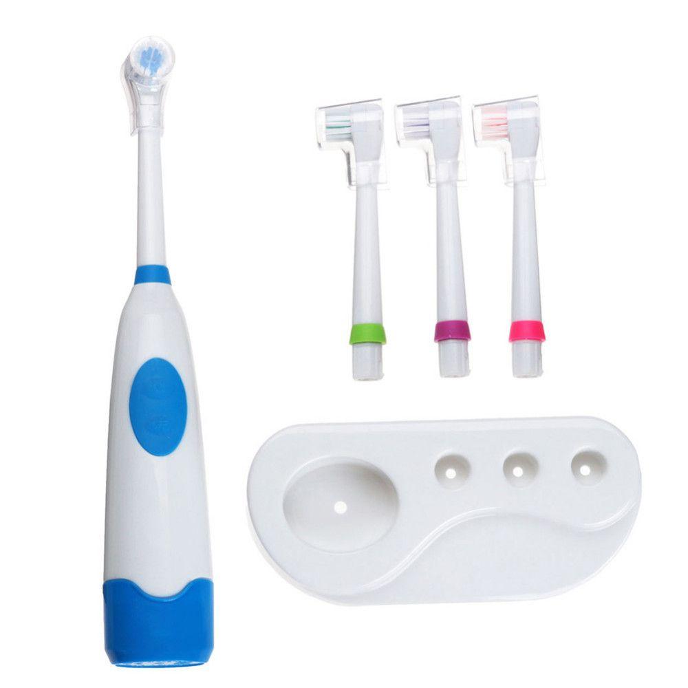 Tamaño del cepillo de dientes  20 x 3.4 x 2.6 cm (7.9 x 1.3 x1.0 pulgada)  Potencia  AA 1.5V x 2 Batería(no incluido ) Velocidad de rotación  7500    minuto fd066cb11ab0