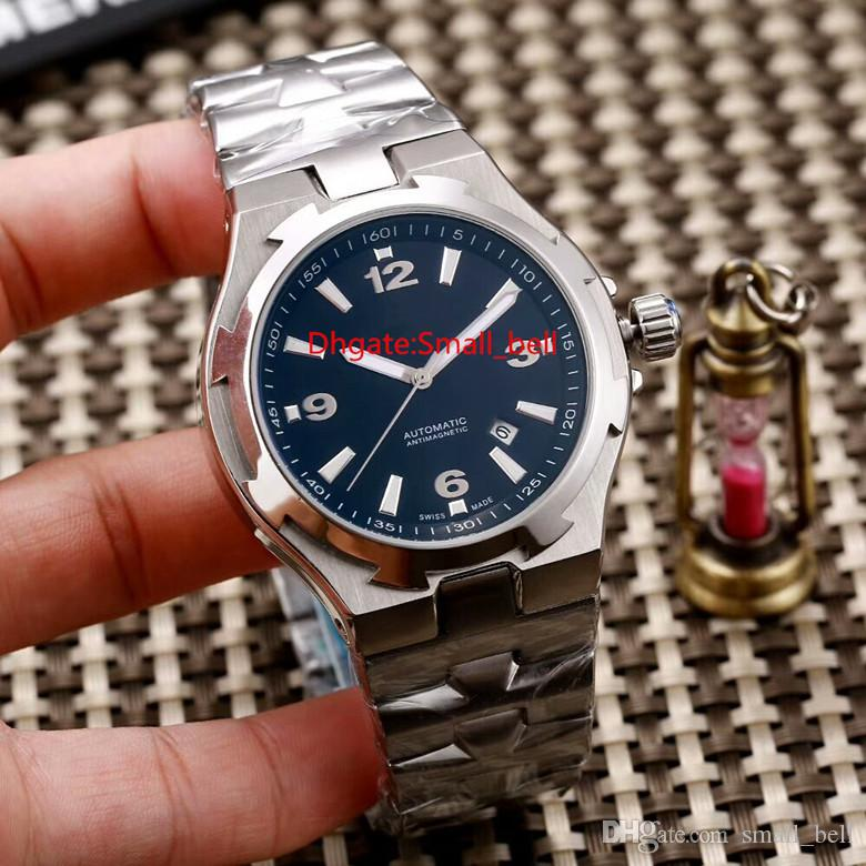 2019 Manufacturers new products 3A quality 47040 men's stainless steel watches 2813 automatic machinery 45mm date men's hardcover watches