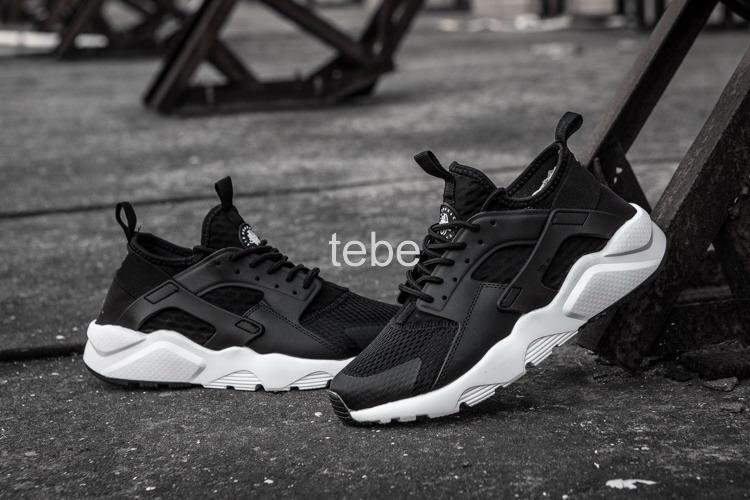 265ba957d176 ... netherlands 2016 new design air huarache 2 all black mesh sneakers ultra  breathe men and women