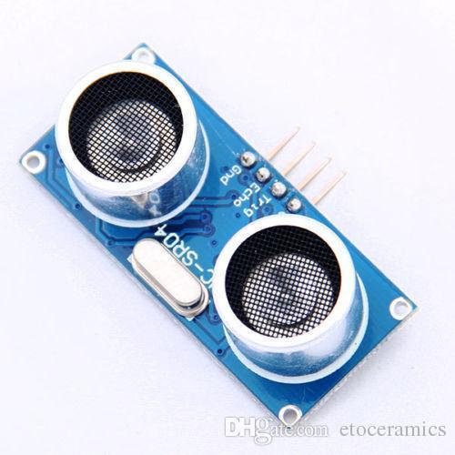 جديد بالموجات فوق الصوتية وحدة HC-SR04 قياس المسافة محول الاستشعار اردوينو شحن مجاني
