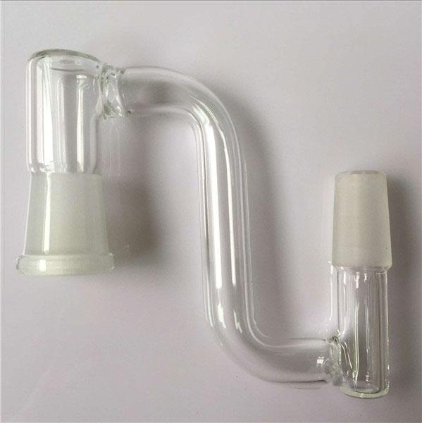 14mm drop down adapter glass water pipe drop down adapters male female dropdown reclaimer oil rig bong adapter fit glass water pipes
