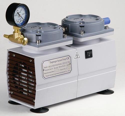 LH-85 NEUE Heiße verkauf lab öllose membran vakuumpumpe