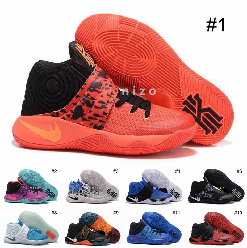2016 Kyrie Irving Shoes Mens Basketball Shoes Kyrie 2 Bright ...