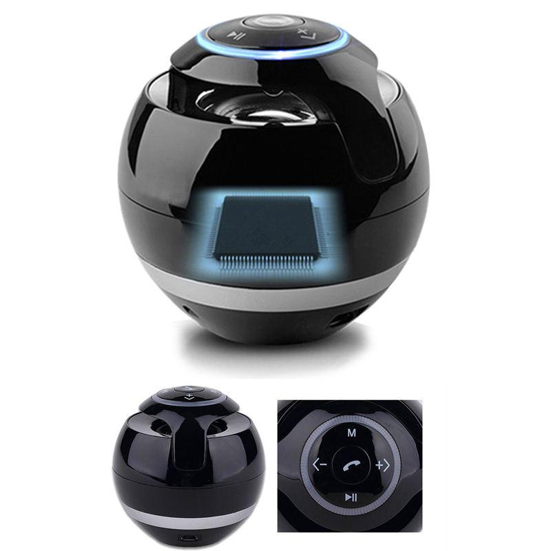 Bluetooth Portable Mini ball G5 Speaker & Wireless Handsfree TF FM Radio Built in Mic MP3 Subwoofer enceinte parlantes ball