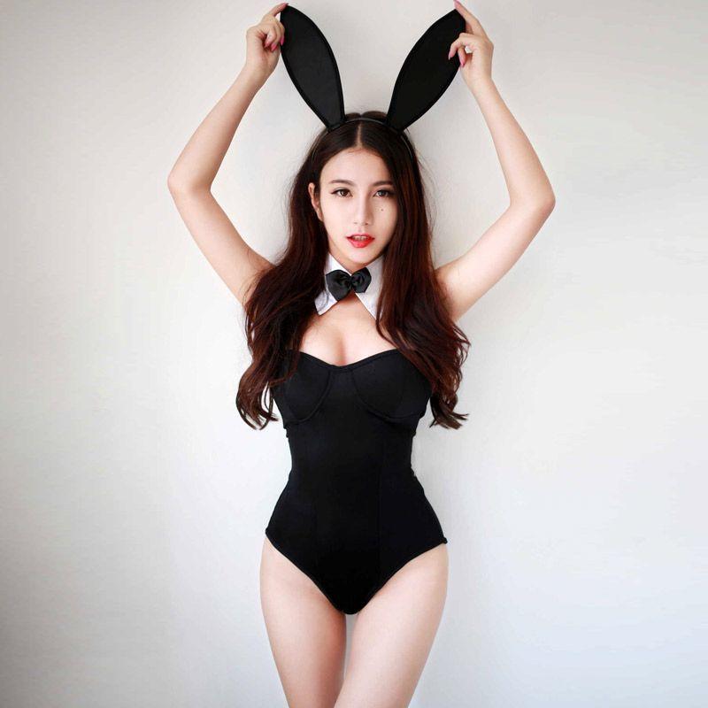 Kukocos Sexy Bunny Girl Cat Wesołych Świąt Party Dorosłych Sukienka NightClub DS Pokaż mundur jeden rozmiar
