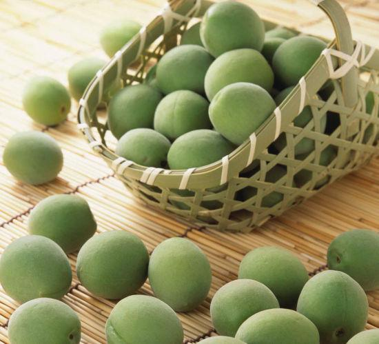 Sementes de frutas sementes verde ameixa de ameixa semente de fruta casa jardim árvore 5 pcs d045