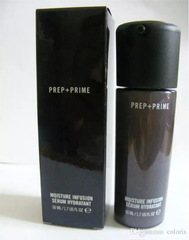 Maquillage de visage Prep + Prime d'humidité Infusion Sérum Hydratant Primer Fond de teint liquide 50ml