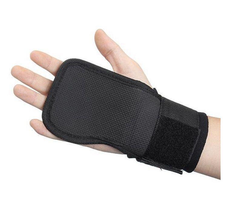 Atacado-A1 Peso Lifting Grips Straps Apoio para o Punho Gym Training Bar Mão Wraps Luvas