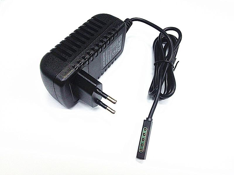 EU Plug Wall Power Charger Adapter 12V 2A For Microsoft Surface 2 RT Pro Tablet