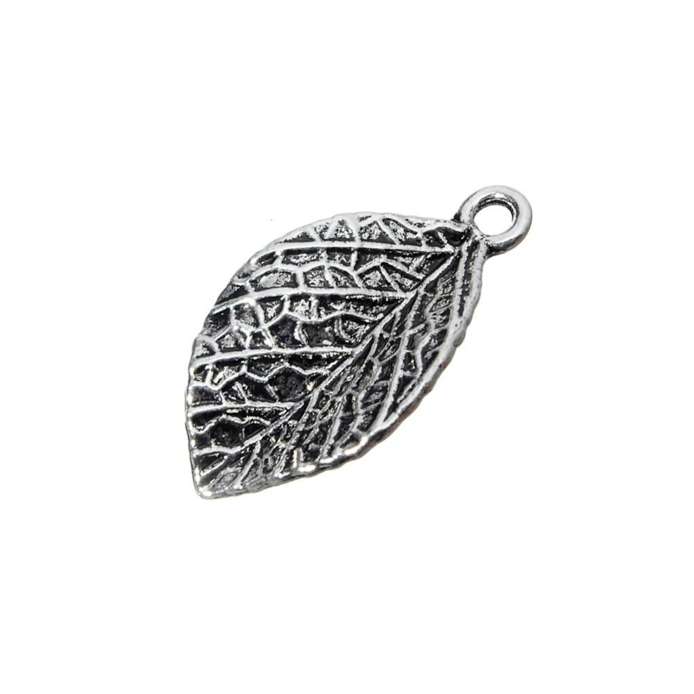 20PCS-14-24mm-Tibetan-Silver-Color-Plated-Zinc-Alloy-Leaf-Charms-Dijes-DIY-Jewelry-Findings-Accessories