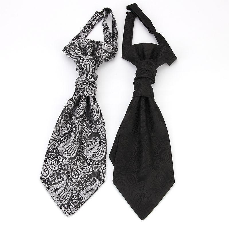 Moda masculina colete camada dupla gravata