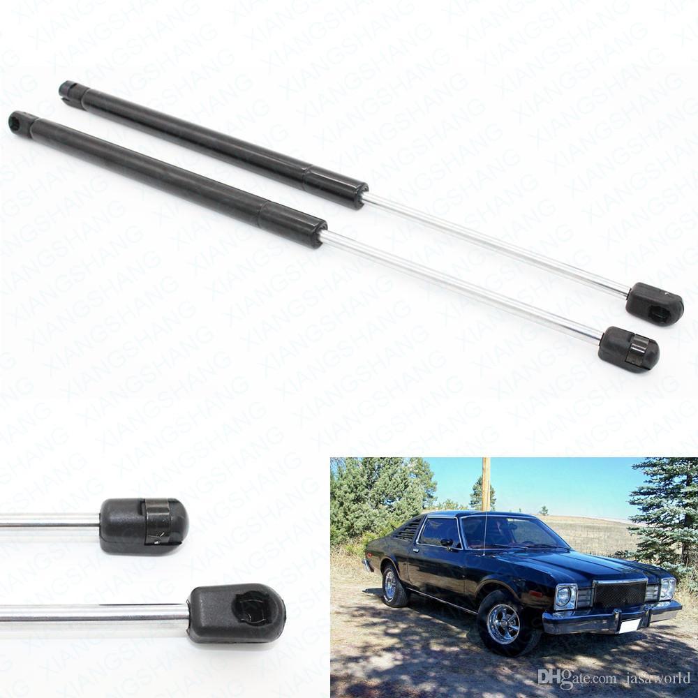 2pcs portellone portellone posteriore del tronco Gas Support Ascensore addebitato per 1983-1988 1989 1990 Ford Mustang SVO Hatchback per 1976-1977 Dodge Aspen