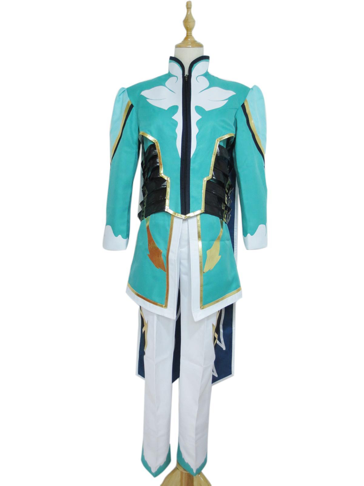 Mikleo Halloween 2020 Tales Of Zestiria Mikleo Halloween Uniform Set Cosplay Costume
