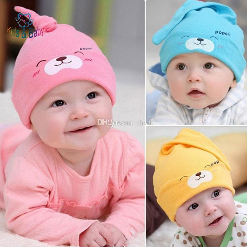Beanie with Loop Organic Cotton Newborn Baby Toddler Bonnet Hat Christmas gift Baby girl accessories Birthday present Baby girl shower