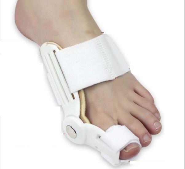 1pcs Hallux Valgus New Big Toe Bunion Splint Straightener Corrector Foot Pain Relief for Unisex