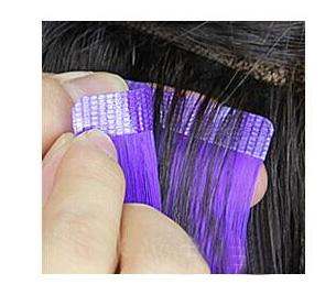 tape hair extensions how to apply 5