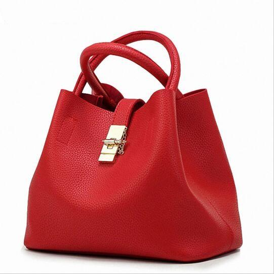 Fashion Women Leather Handbags Mobile Messenger Ladies Handbag PU Leather High Quality Diagonal Cross Buns Mother Bag free shipping