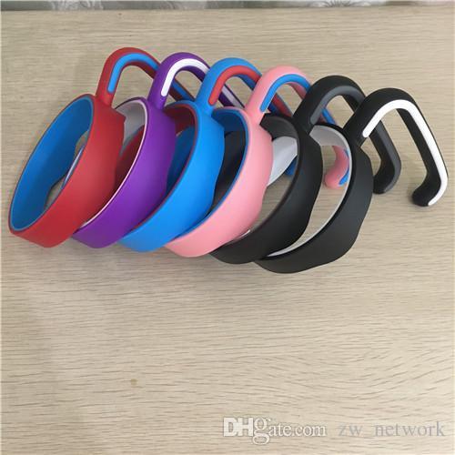 SF-EXPRESS 20oz 텀블러 핸들 쿨러 컵 홀더 머그컵 방열 블랙 핑크 블루 핸들