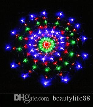 led net string light ac 110v220vfairy christmas lights decoration holiday party - Christmas Lights Net