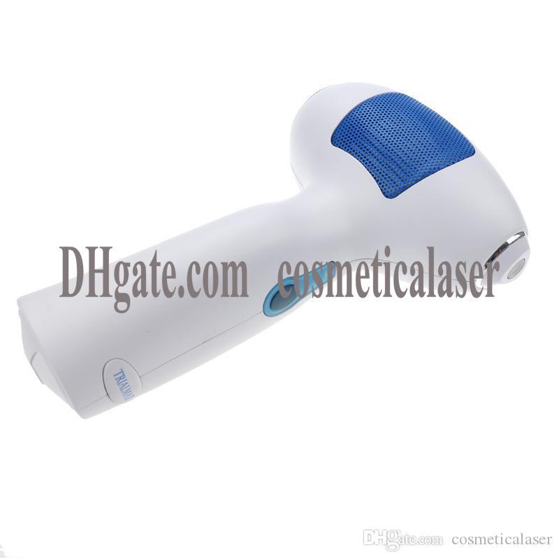 CE 승인 무통 808nm 다이오드 레이저 슈퍼 레이저 머리 제거 / 가정용 레이저 제모