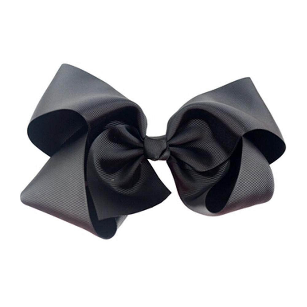 Black bow hair accessories - We Can Always See Little Girls Looking Like Little Princess Some Cheap Bridal Hair Accessories Are The Secret Regular Pink And Flower Ribbon Hair