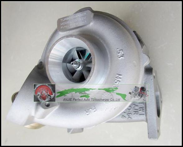 Turbo For Mercedes-PKW Benz E-Class M-Class E270 W210 W163 1999- OM612 2.7L 170HP GT2256V 715910 715910-5002S Turbocharger (1)