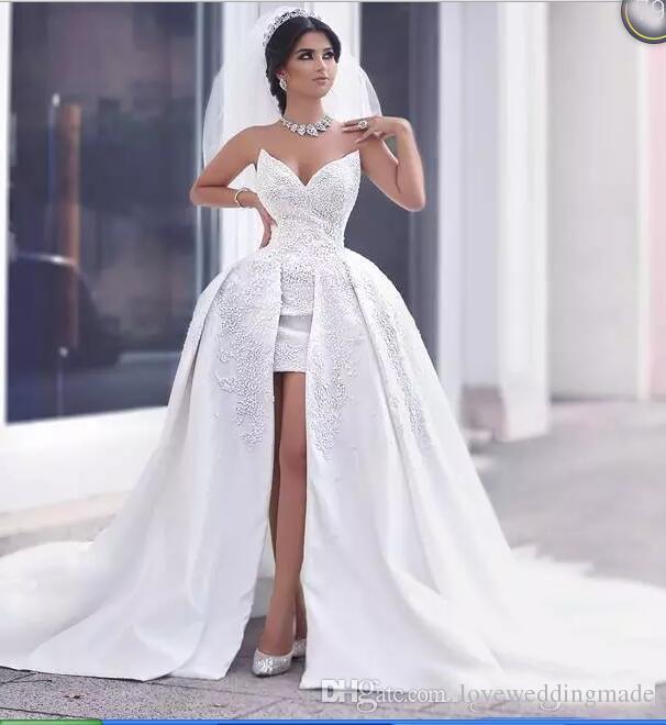 Acheter Mariage Moderne Sexy Chérie Dubai
