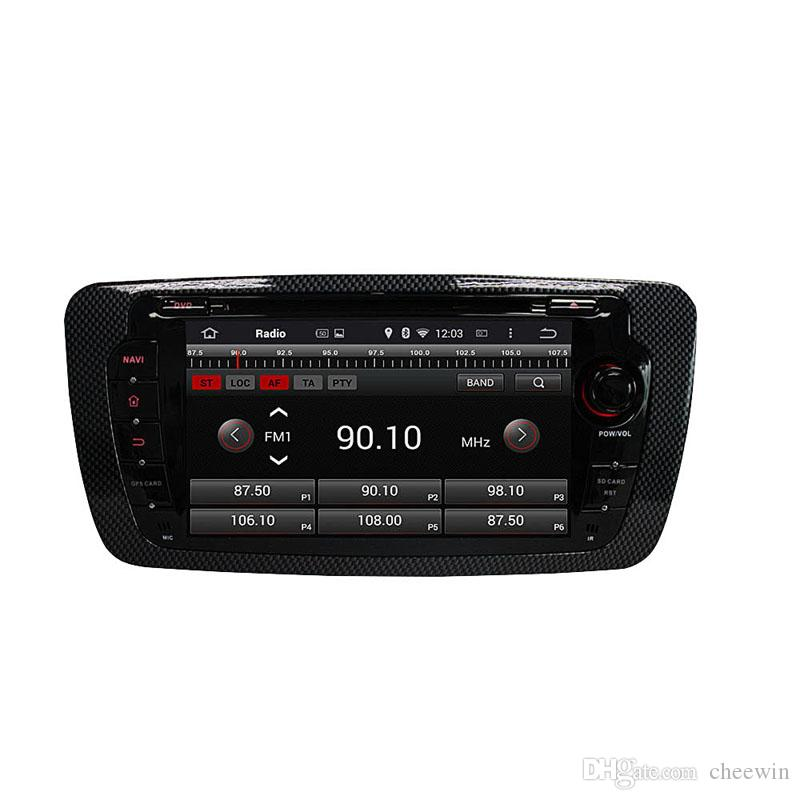 Asiento Ibiza auto estéreo Pioneer Radio Usb Aux In iPod iPhone Android Reproductor Kit