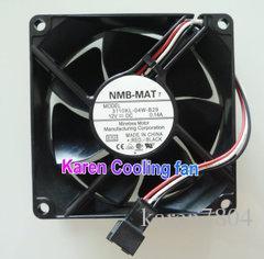 NMB 8025 12V Ventilador 3110KL-04W-B19 3110KL-04W-B29 3110KL-04W-B39 3110KL-04W-B49 3110KL-04W-B59 3110KL-04W-79 3110KL-04W-89