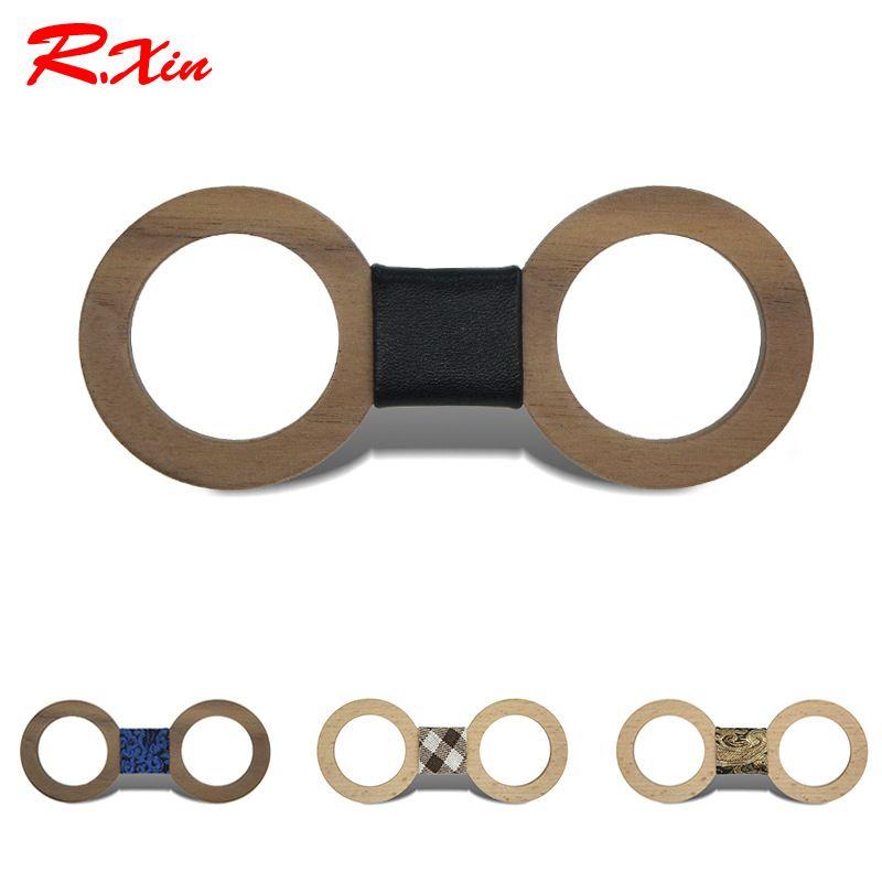 نظارات الخشب ربطة 20 أنماط اليدوية خمر التقليدية نحت bowknot للأعمال باتي الزفاف القوس التعادل 12 * 5 سنتيمتر للبالغين