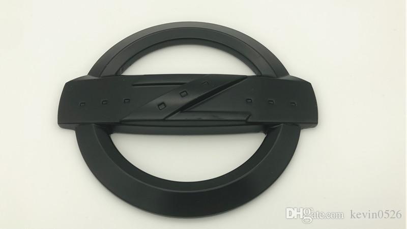 1pcs NOUVEAU Alliage Noir / Argent Z Logo Emblème Badge Fairlady Hood Trunk Fit 350Z 370Z