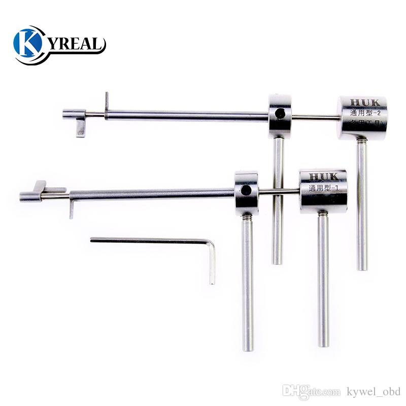 نموذج جديد huk الفولاذ الأسمى سارية شفرة قفل أدوات فتح سريع الاستخدام عادة قفل اختيار أدوات الأقفال أدوات