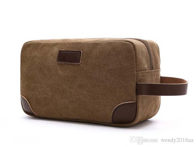 50pcs 2017 Stuff sacks Women Canvas Cosmetic Bags Men Mix color Protable Storage Bag Coin purse Outdoor