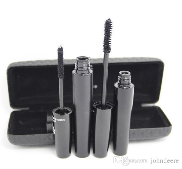 144set =288pc Mascara 3D mascara Youni que lash 300X best 3D FIBER LASHES 5103 & 5223 version Waterproof Double With Barcode and instructio