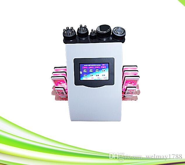 6 in 1 tragbare lipo laser ultraschall rf kavitationsmaschine tripolar rf hautstraffung rf abnehmen maschine preis