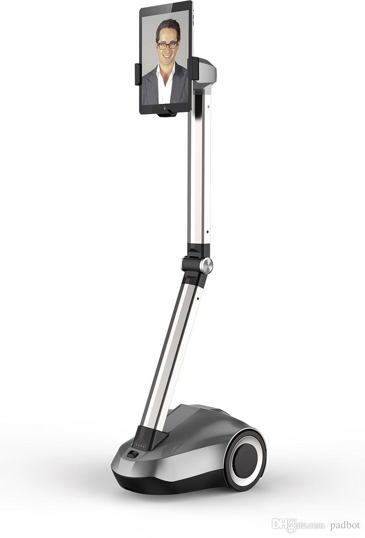 PadBot의 U2, 원격 제어, 전자 로봇, 텔레프레즌스 로봇, RC, 회의, 베이비 모니터, 홈 보안에 대한 비디오 채팅