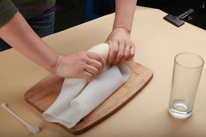 Gadgets de cuisine magique antiadhésive main pétrissage sacs petits pétrissages