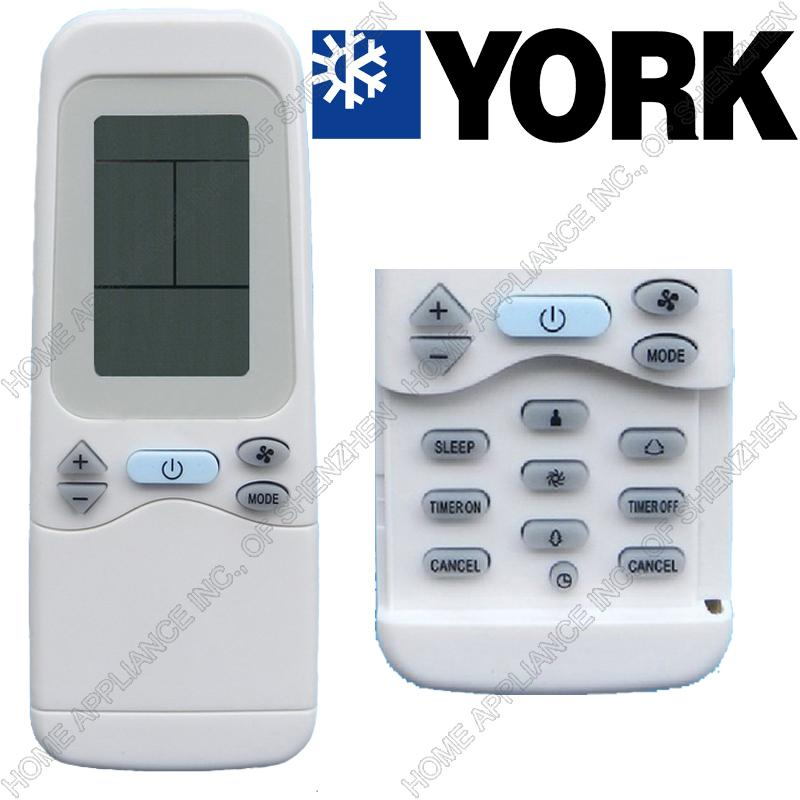 Wholesale Replacement For YORK Split And Portable Air Conditioner Remote  Control Air Conditioning Parts Iksboks 360 Tv Remote Controller From  Pastry,