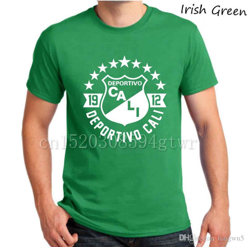 Compre Colombia Deportivo Cali Club Casa Verde Camiseta Camiseta Santiago Cali Preciado Jackson Martinez Camiseta Jhon Fredy Cali Fc A 11 34 Del Longwu5 Dhgate Com