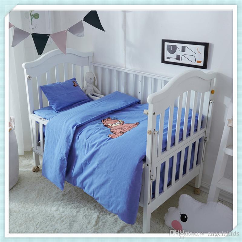 juegos de cama para nios juego de cama de dibujos animados para bebs de tres piezas