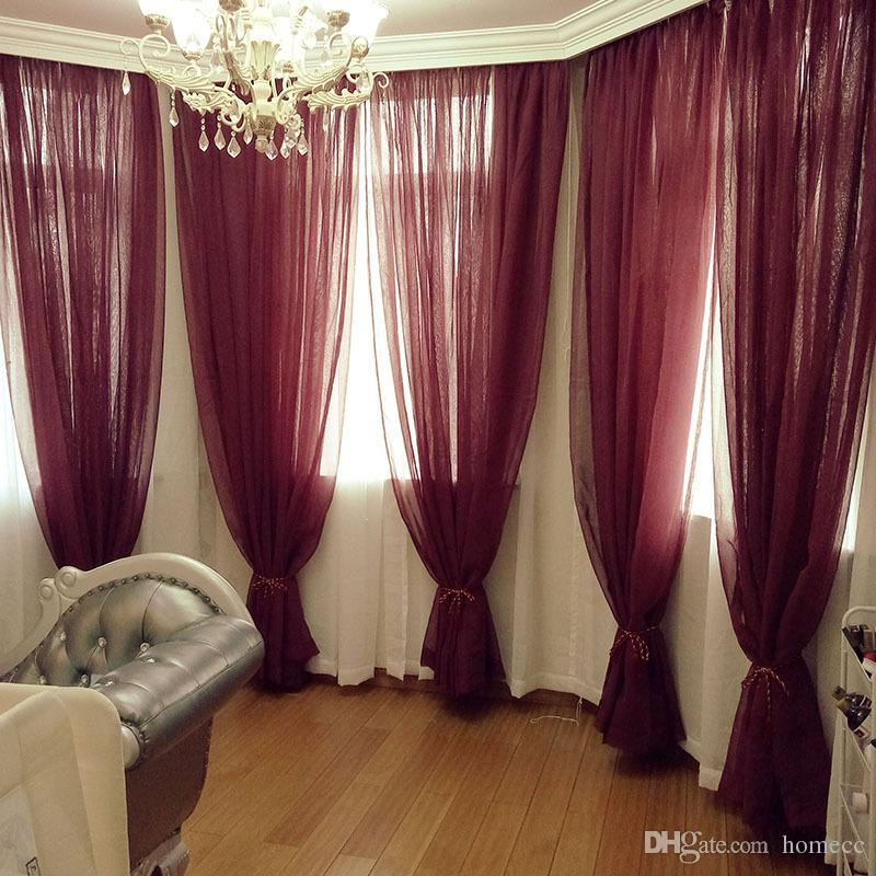 colors l furniture curtains american curtain cotton heritage white new