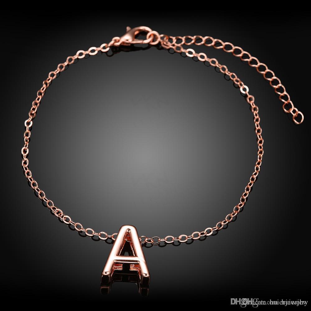 Bangle Bracelets For Women Men Charm Bracelet Jewelry Wedding Infinity Thin Gold Bracelets Rose 18k Gold Bracelet Silver Necklaces White Gold Charms For Bracelets From Huierjewelry 0 83 Dhgate Com