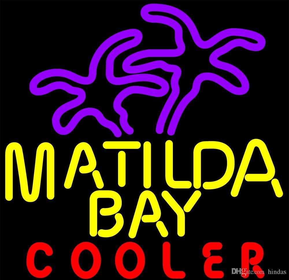 Matilda Bay raffreddamento Neon Sign 16x16