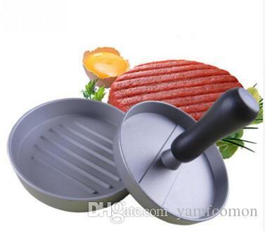 Hamburger Meat Filling Press Dispositivo polpettone manuale DIY Hamburg Making Home Restaurant Utensili da cucina Spedizione gratuita